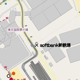 softbank新鉄塔