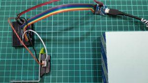 定番測距センサ GP2Y0A21YK の特性